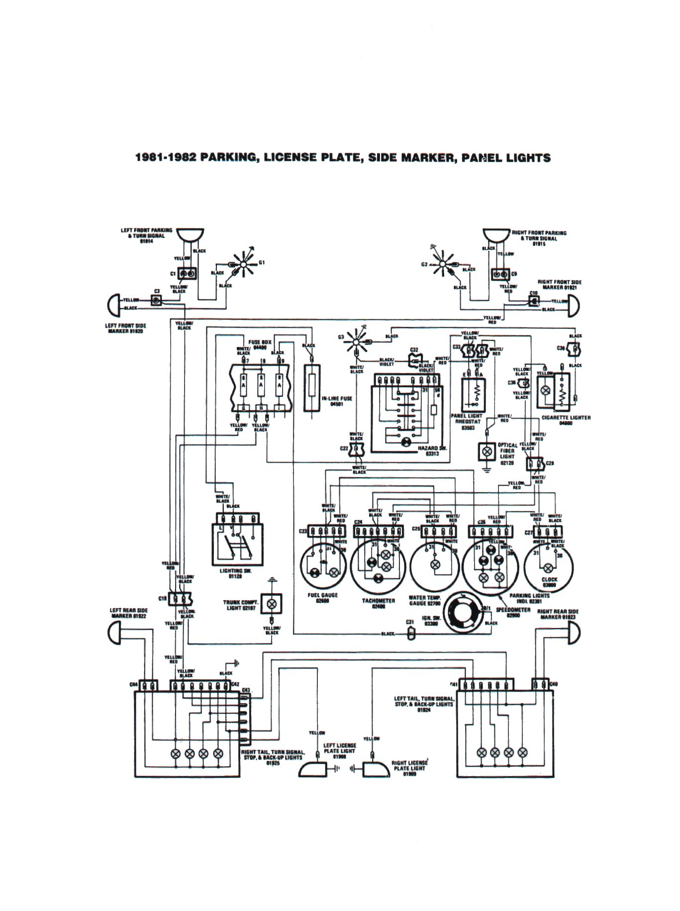 Technical Advice Download Free Schematic 43 1980 81 Spider Page